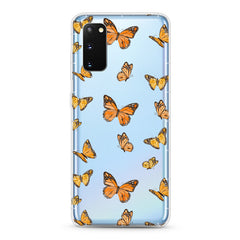Samsung Aseismic Case - The Little Butterfly