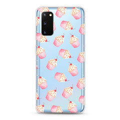 Samsung Aseismic Case - Pink Cupcakes