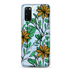 Samsung Aseismic Case - Sun Flower