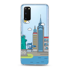 Samsung Aseismic Case - Welcome To New York