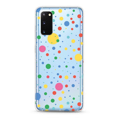 Samsung Aseismic Case - Bubble Dots