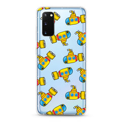 Samsung Aseismic Case - Yellow Submarine