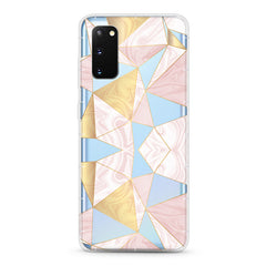 Samsung Aseismic Case - Marble Collage
