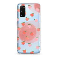 Samsung Aseismic Case - Peach Perfect