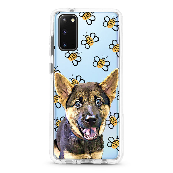 Samsung Ultra-Aseismic Case - Bees