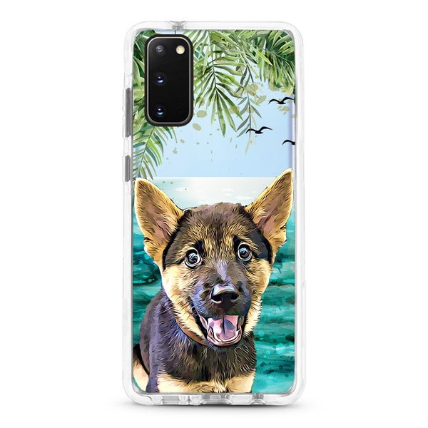 Samsung Ultra-Aseismic Case - Summertime