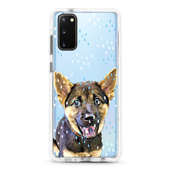 Samsung Ultra-Aseismic Case - Rain