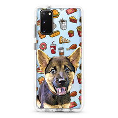 Samsung Ultra-Aseismic Case - Fast Food King