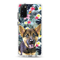 Samsung Ultra-Aseismic Case - Tropical Soul