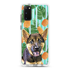 Samsung Ultra-Aseismic Case - Pineapple Tropical 2