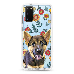 Samsung Ultra-Aseismic Case - Cute Floral