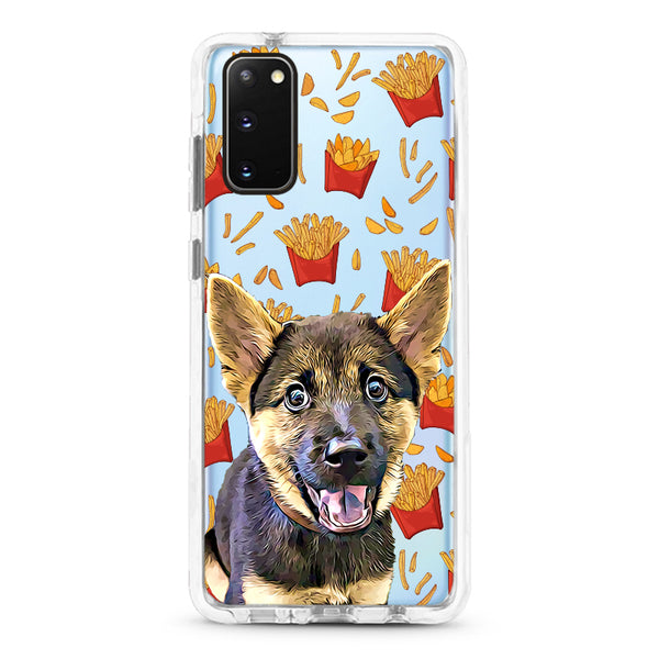 Samsung Ultra-Aseismic Case - French Fries