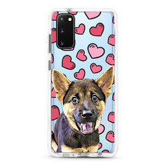 Samsung Ultra-Aseismic Case - Hearts and Hearts
