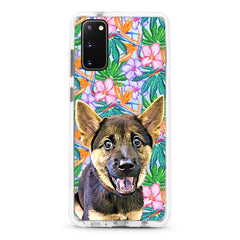 Samsung Ultra-Aseismic Case - Tropical Forever