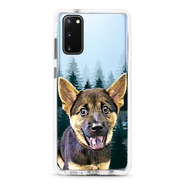 Samsung Ultra-Aseismic Case - Deep Forest 2