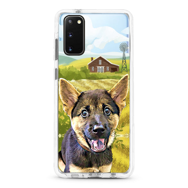 Samsung Ultra-Aseismic Case - Dream Village