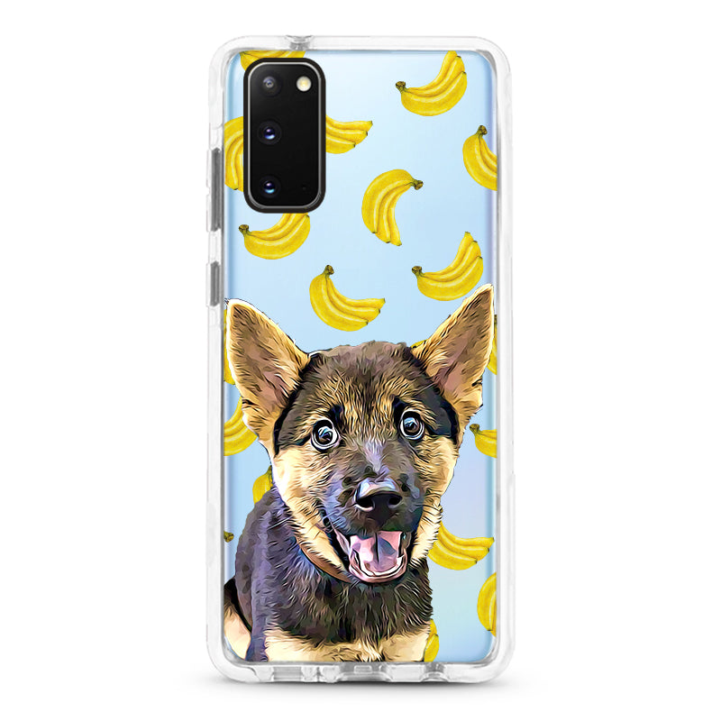Samsung Ultra-Aseismic Case - Banana 3