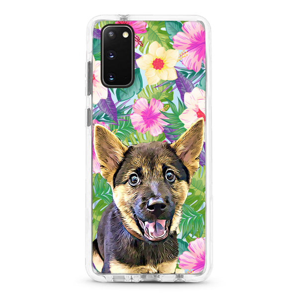 Samsung Ultra-Aseismic Case - Tropical Spring