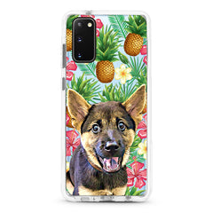Samsung Ultra-Aseismic Case - Pineapple Tropical