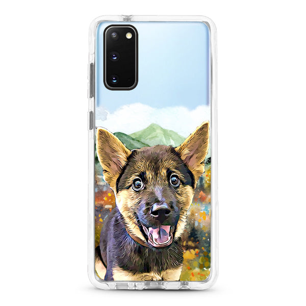 Samsung Ultra-Aseismic Case - Beautiful Nature View 2