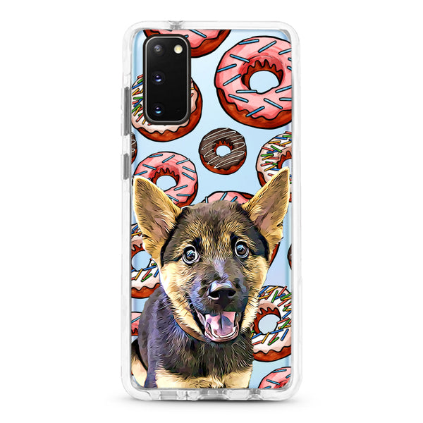 Samsung Ultra-Aseismic Case - Donuts