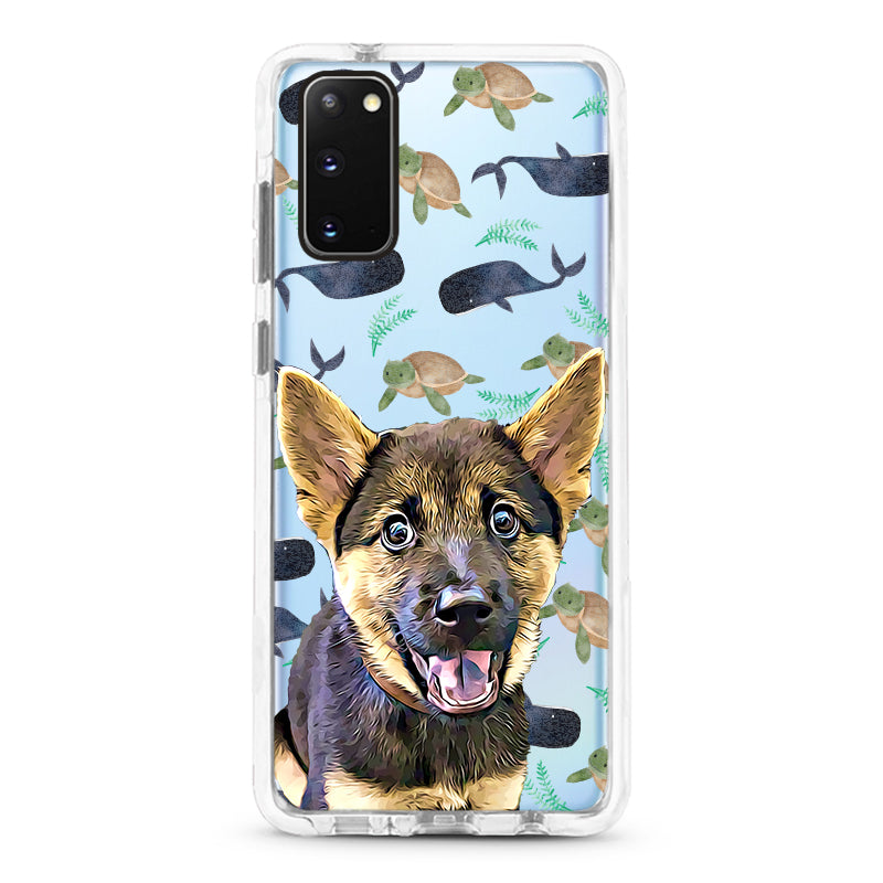 Samsung Ultra-Aseismic Case - Ocean's Friend