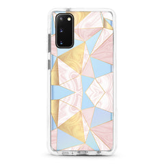 Samsung Ultra-Aseismic Case - Marble Collage