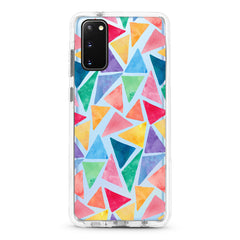 Samsung Ultra-Aseismic Case - Rainbow Blocks