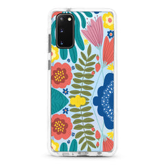 Samsung Ultra-Aseismic Case - Art Floral 5