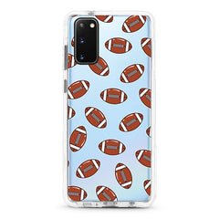 Samsung Ultra-Aseismic Case - American Football