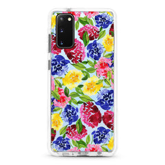 Samsung Ultra-Aseismic Case - Floral Bouquet 3