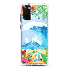 Samsung Ultra-Aseismic Case - Summer Wave