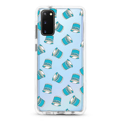 Samsung Ultra-Aseismic Case - Yoghurt