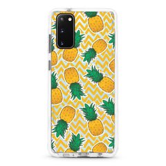Samsung Ultra-Aseismic Case - Pineapple Mess