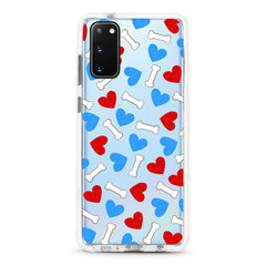 Samsung Ultra-Aseismic Case - Bones With Hearts