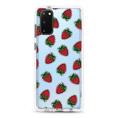 Samsung Ultra-Aseismic Case - Strawberrys 2