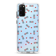 Samsung Ultra-Aseismic Case - Love Is The Word