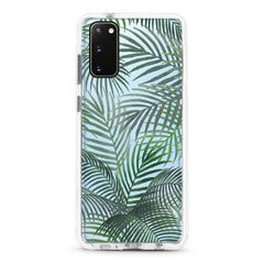 Samsung Ultra-Aseismic Case - Leaves Pattern Design 2