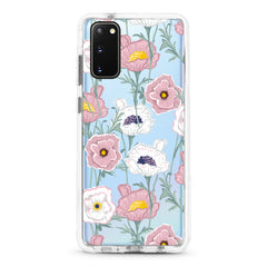 Samsung Ultra-Aseismic Case - The Pink & White Lotus