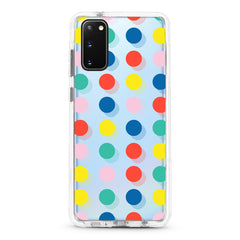 Samsung Ultra-Aseismic Case - Festive Dots