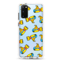 Samsung Ultra-Aseismic Case - Yellow Submarine