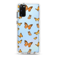 Samsung Ultra-Aseismic Case - The Little Butterfly