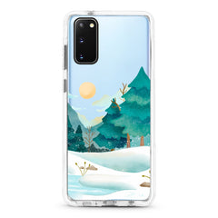 Samsung Ultra-Aseismic Case - Snow Forest