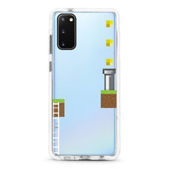 Samsung Ultra-Aseismic Case - Mario