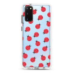 Samsung Ultra-Aseismic Case - Ladybugs