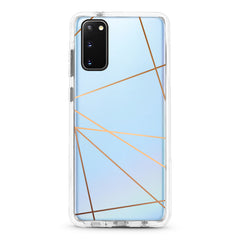 Samsung Ultra-Aseismic Case -  Abstract Minimalist
