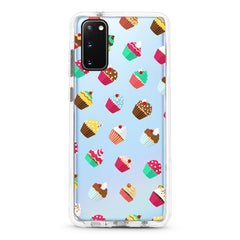 Samsung Ultra-Aseismic Case - Sweet Cupcakes