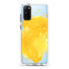 Samsung Ultra-Aseismic Case - Golden Splash