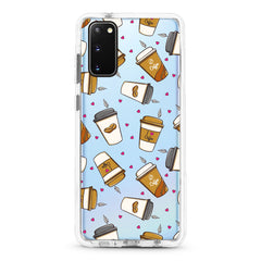 Samsung Ultra-Aseismic Case - I Love Coffee