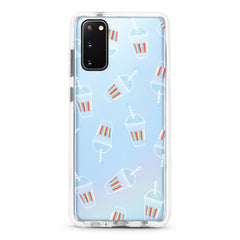 Samsung Ultra-Aseismic Case - Iced Coffee